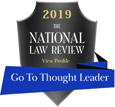 National Law Review Go To Thought Leader 2019